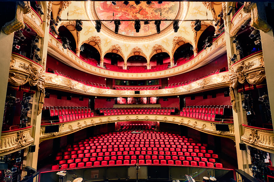 Andreas Greber, Fotograf, Bern. Fotografie, Konzert Theater Bern, 2016