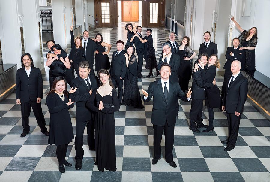 Andreas Greber, Fotograf, Bern. Fotografie, Konzert Theater Bern, Spielplan, 2017, 2018. Konzert Theater Bern, Chor, 2017